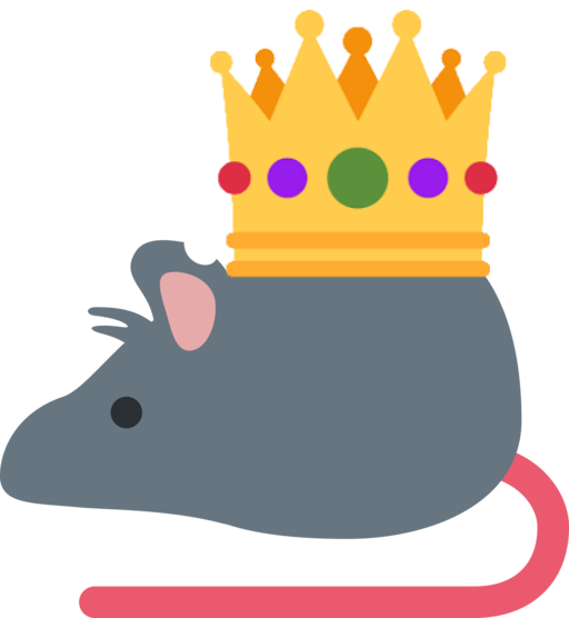 :ratcrown:
